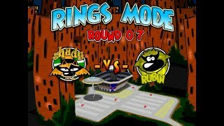 TENNIS TITANS -  Game House (RINGS MODE) ROUND 07 SHADY VS RUBIN