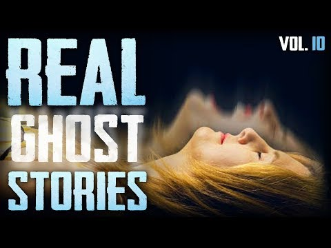 Ghost Dreams & Haunted Houses | 12 True Creepy Paranormal Ghost Horror Stories (Vol. 10)