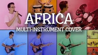 AFRICA (Toto) - multi instrument cover