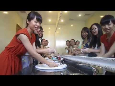 Vì 1 Việt Nam..khoẻ mạnh hơn :v (Quảng cáo Lifebuoy phiên bản P11-14)