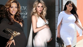 Top 10 Most Beautiful Pregnant Celebrities || Pastimers | Pastimers - World's Best & Worst