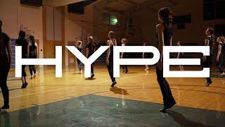 HYPE: Duchesne Drill Team