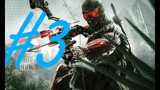 Crysis 3 PC Single Player Walkthrough - Max Settings - Part 3 New York 2.0