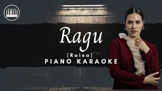 Download Raisa - Ragu | PIANO KARAOKE WITH LYRICS | PIANO ACCOMPANIMENT