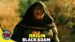 Who is Black Adam | DC Character | Explained in Hindi