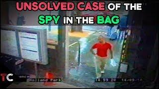 Gambar cover The Spy in the Bag | Gareth Williams