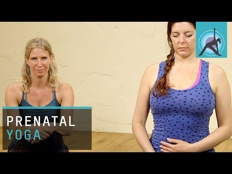 Prenatal Yoga for Digestion
