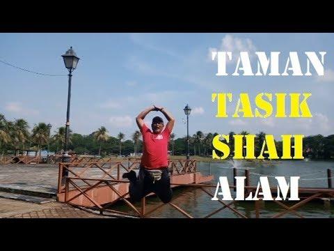 Jalan-jalan ke Taman Tasek Shah Alam Selangor