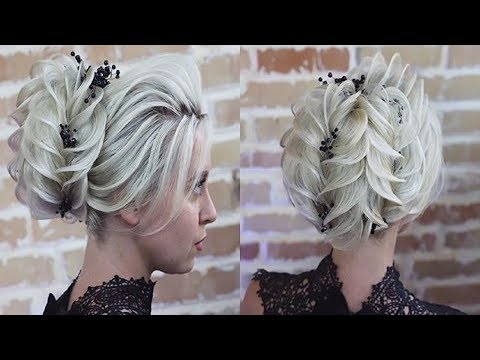 Awesome Hairstyle Video Tutorial Compilation #5 (Hairstyle by ᔕᕼᗩᗰᑌᖇᗩTOᐯ ᖴᗩᖇᖇᑌKᕼ) - DIY 1st thumbnail