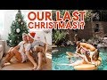 Christmas Vlog | DIY Homemade Gifts (Natural Beauty Products) + Our Last Couple Moments!?