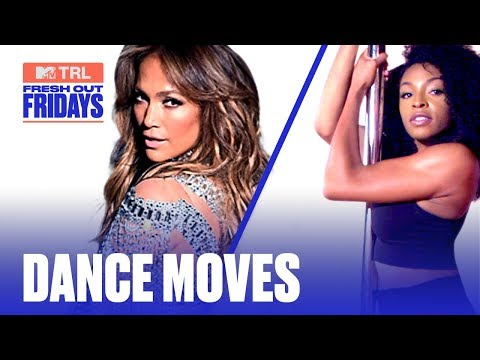 How To Master Jennifer Lopez's Pole Dance Moves From 'Hustlers'   #MTVFreshOut