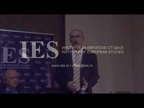 Гостовање Мајкла Фридена / Guest lecture by Michael Freeden
