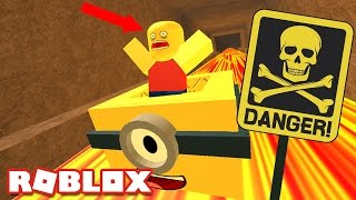 -THE HIGHEST IN THE WORLD AND DANGEROUS SLIDE IN ROBLOX #10