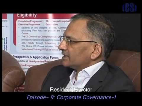 Episode-9: Corporate Governance-I