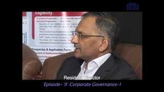 Episode-9: Corporate Governance-I