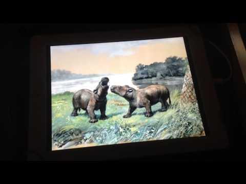 Coryphodon sounds