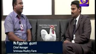 Pothikai TV Interview (SPF Chicken)