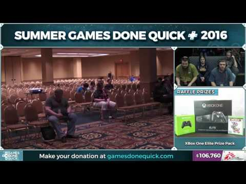 The Goonies II by Dragondarch, Darkwing Duck in 0:17:48 - SGDQ2016 - Part 25