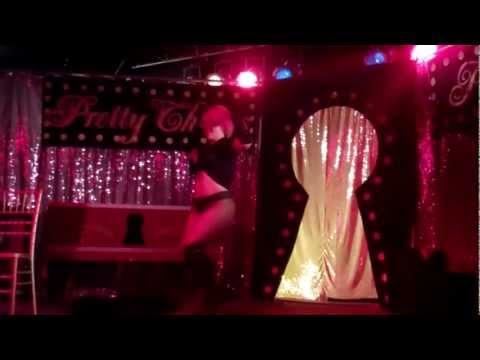 """Big Egos"" Foxy Roxy & Buster Cherri with The PeepShow Cabaret"