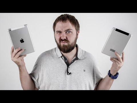 BB iPad mobile mini - WTF?