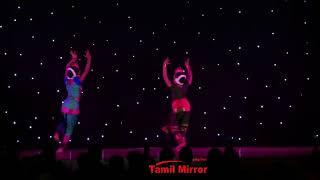 Tamil Mirror Awards Gala 2017 dance performances, Nov 5, 2017, Toronto.