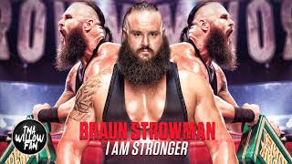 "WWE Braun Strowman Theme Song ""I Am Stronger"" 2018 ᴴᴰ [OFFICIAL THEME]"
