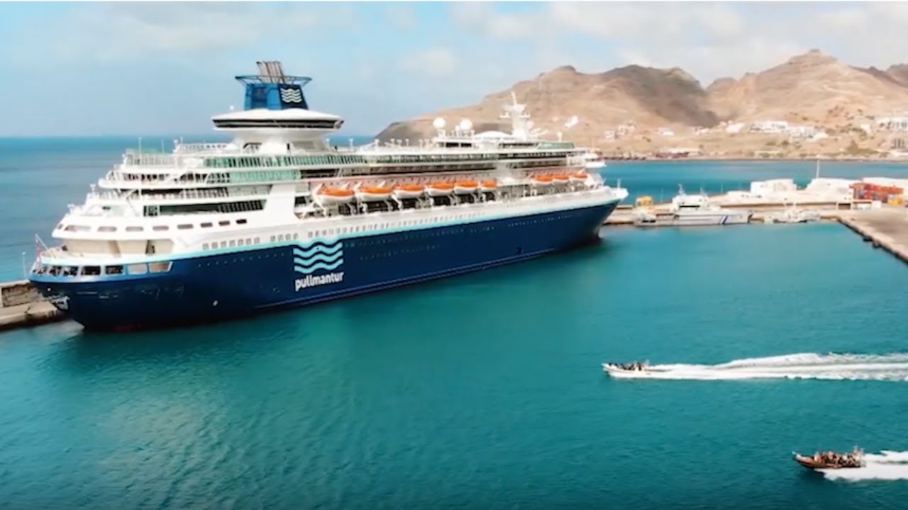 A Story of Nomad Cruise with 492 Digital Nomads on Board | Documentary