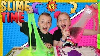 Slime and Bubble Wrap Pop Pops Surprise!!