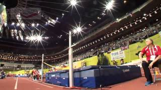 European Indoor Championships Prague 2015 High jump - Women Final