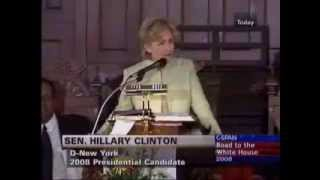 "Hillary Clinton ""I Don"