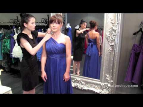 23cf8d90c8 Multiway dress - YouTube