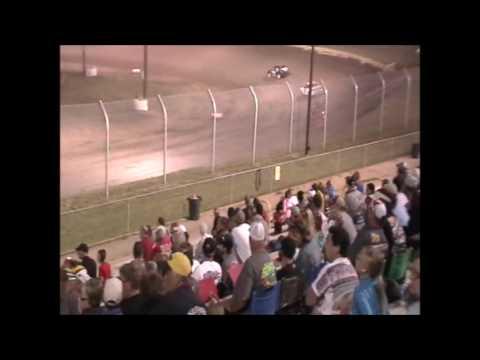 Eagle Raceway Sport Compact A Feature on 6-24-2017