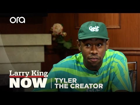 Tyler, the Creator On A Gay Rapper | Tyler the Creator | Larry King Now - Ora TV