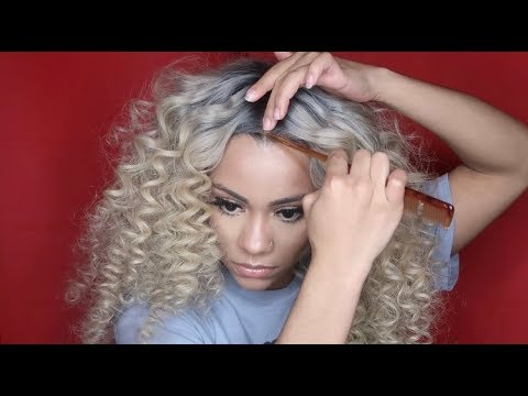 how to make straight hair curly no heat