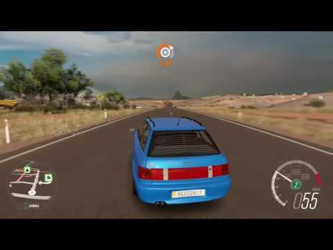 Forza Horizon 3 street test AUDI RS2 avant 1995