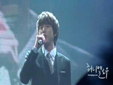 Kyuhyun's (Super Junior) - That Man