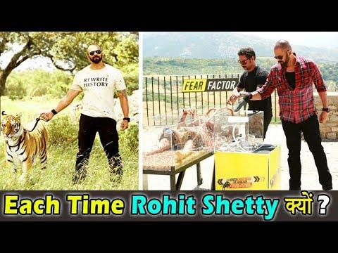 Each Season Khatron Ke Khiladi Hosted by Rohit Shetty know why