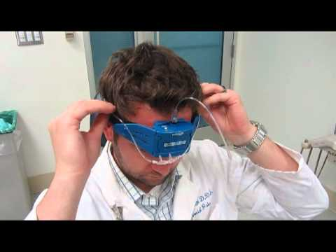 Using the Ares Take Home Sleep Device