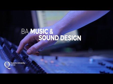BA Music & Sound Design - Queen's University Belfast