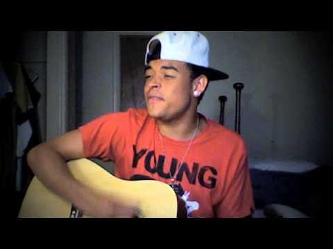 Justin Bieber - Thought Of You / Austin Mahone -  SYJAF Mashup cover (Ebon Lurks)