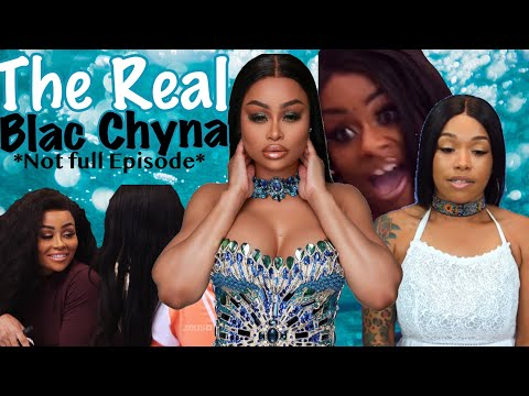 The Real Blac Chyna Episode 1: Mom Tokyo Toni Rolls Into Town 👀 *REACTION*