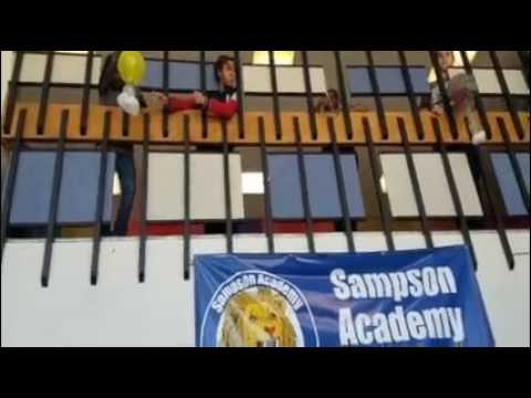 Sampson Academy NASA Challenge 2017   Small