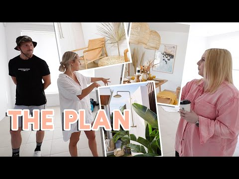 THE GAME PLAN: What We're ACTUALLY Doing |Renovation Series EP.2