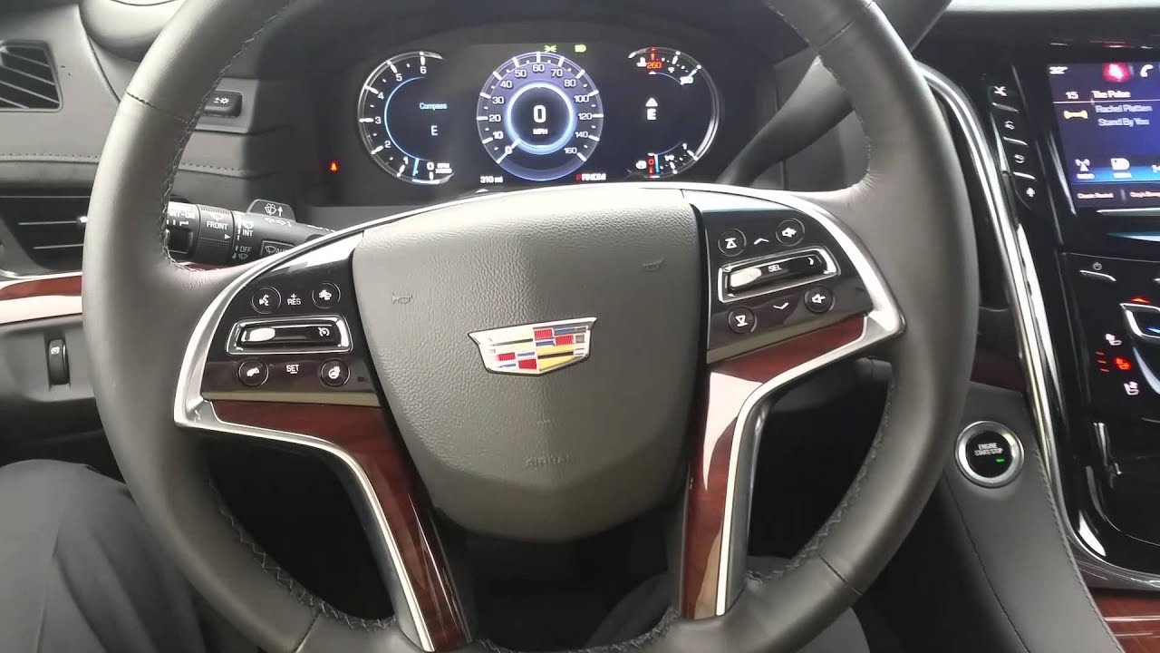 2016 Cadillac Escalade Premium For Scott Youtube