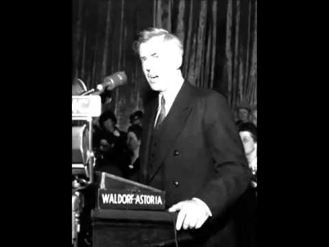 Henry Wallace - Century of the Common Man (1942)