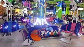 Bé vui chơi 1000 lần không chán tại tiNi WORLD, Aeon mall