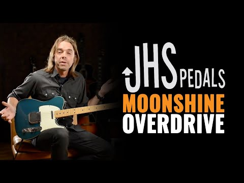 Drew Shirley of Switchfoot plays the JHS Moonshine Overdrive | CME Gear Demo