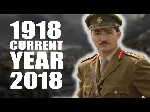 GREAT WAR CENTENARY: Canada, the POST NATIONAL COUNTRY