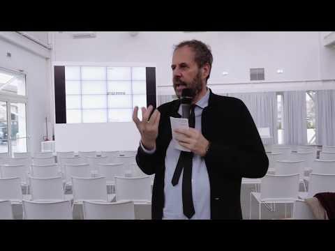 Nice patrocinador del Pabellón de Italia en la Exposición 16° Internacional de Arquitectura.