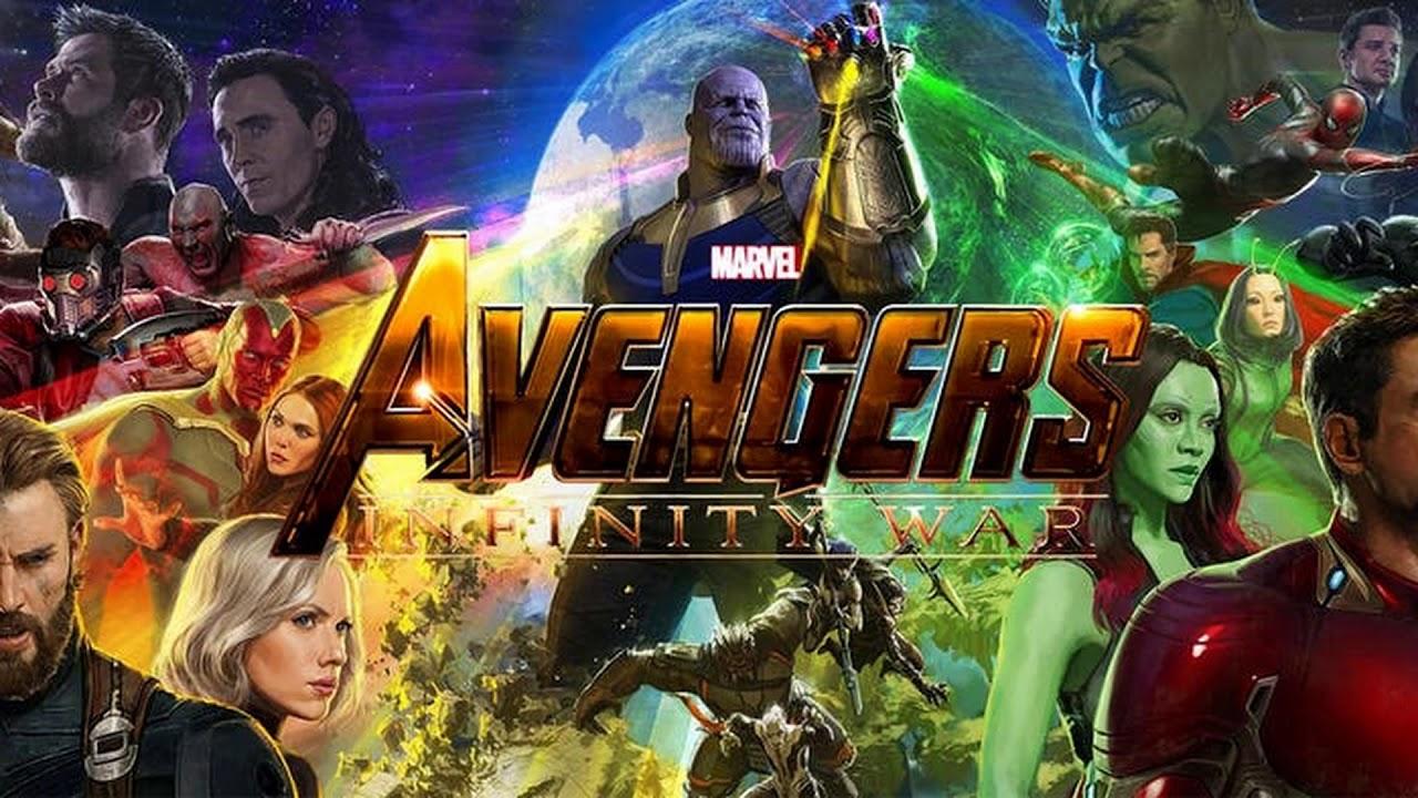 Soundtrack Avengers Infinity War